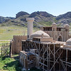 Tamgaly Tas Fortress in Kazakhstan - Central Asia