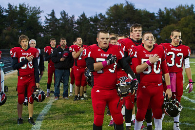 KHS Senior Football Nite  2013