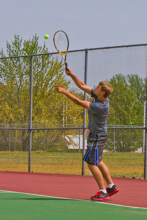 KHS Tennis Frosh 4-25-14