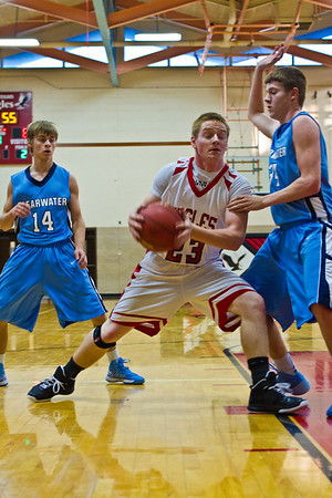 KHS basketball vs. Clearwater
