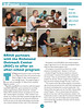 InFocus Newsletter page. Photography by Kathryn Jones.