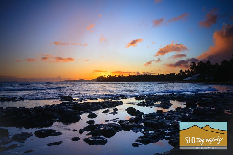 South Shore Kaua'i