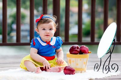 Tatiana Snow White