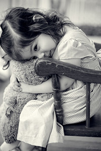 Bear Hugs- Kids Portraits