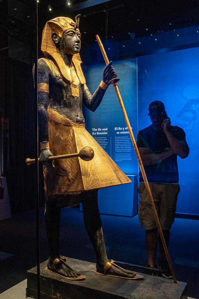 King Tut, Guardian of Ka statue