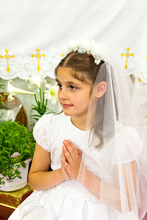 2014 St. Pats First Communion