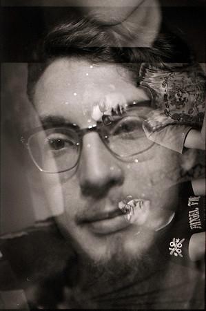 Meg Seidel's Kodak Tri-X photography