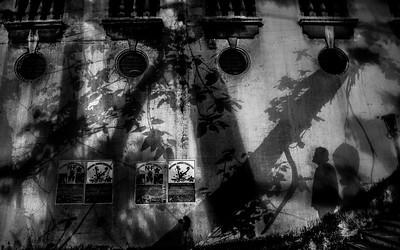 SHADOWS OF PAST, DALHOUSIE AREA