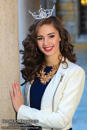 Kristin Elise Miss Oakland County Outstanding Teen 2014
