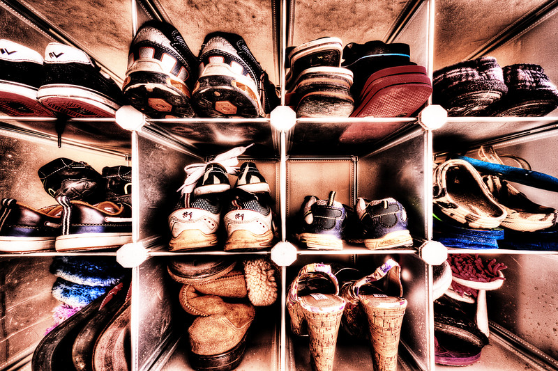 198/365 The Rack - © Simpson Brothers Photography