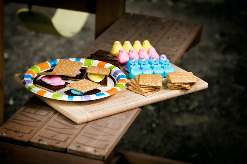 79/365 Peeps S'mores - © Simpson Brothers Photography