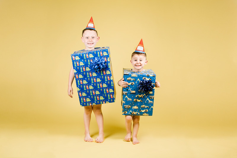 124/365 Birthday Boys - © Simpson Brothers Photography