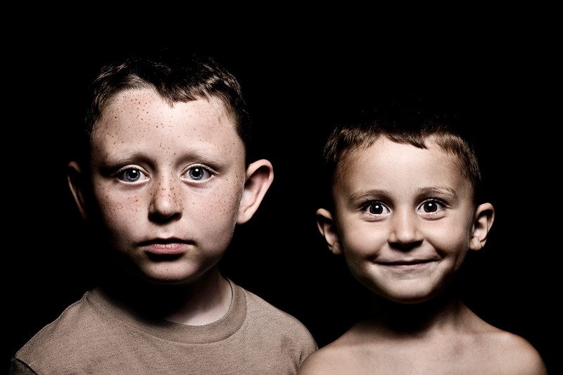 250/365 Simpson Brothers - © Simpson Brothers Photography<br /> <br /> Shot with a Canon 40D, 50mm, Umbrella with 420EX radio triggered.