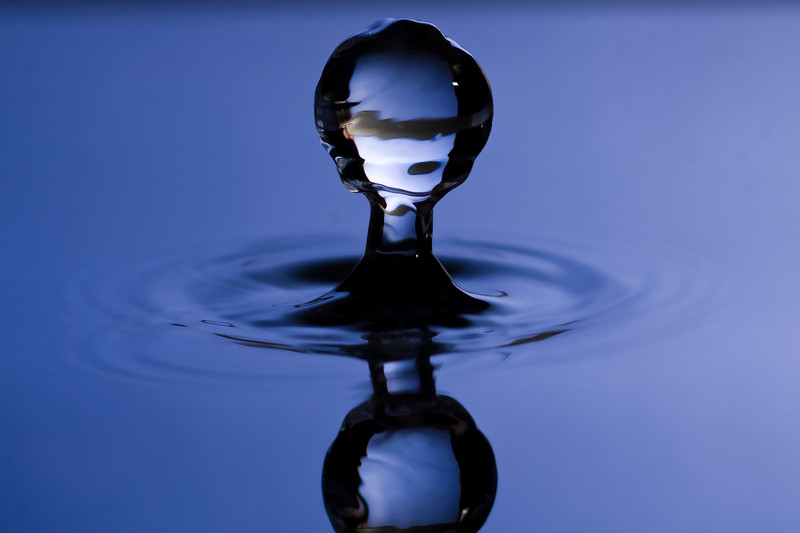 9/365 Water Drop - © Simpson Brothers Photography