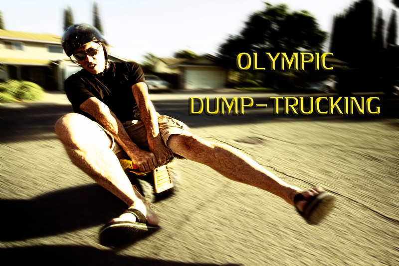 211/365 Olympic Dump-Trucking - © Simpson Brothers Photography