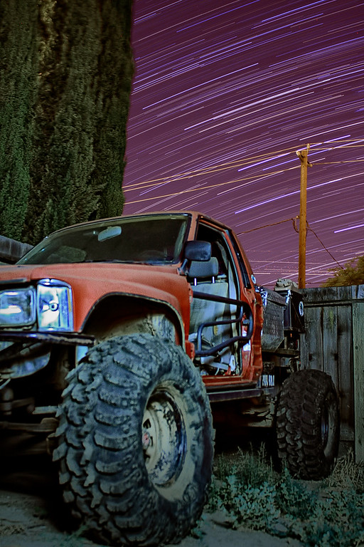 196/365 Stars over Toyota - © Simpson Brothers Photography