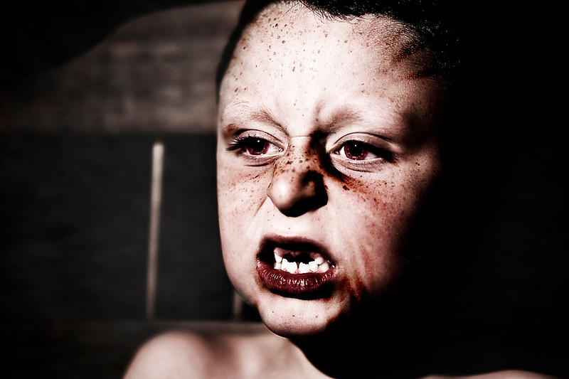 72/365 Vampire - © Simpson Brothers Photography
