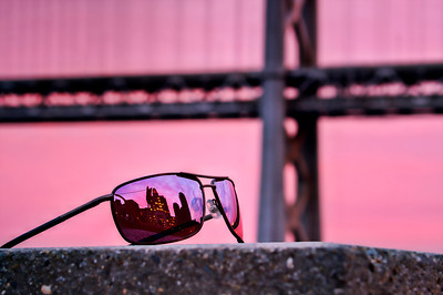 31/365 San Francisco Sunset - © Simpson Brothers Photography