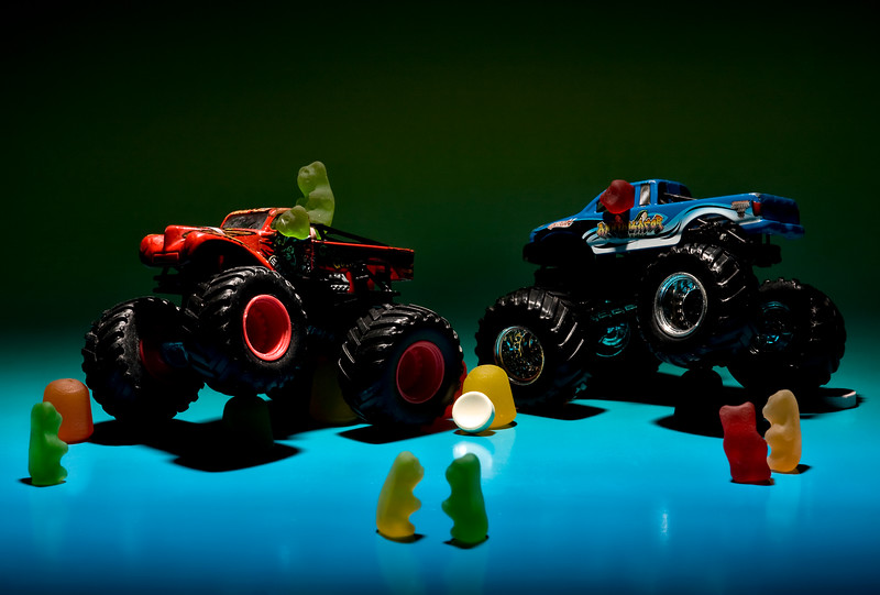 10/365 Gummy Truckin - © Simpson Brothers Photography