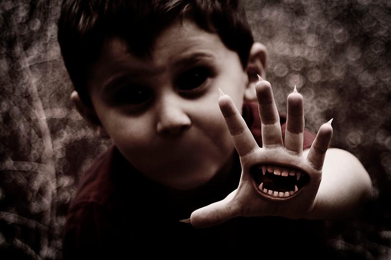 305/365 Halloween - © Simpson Brothers Photography