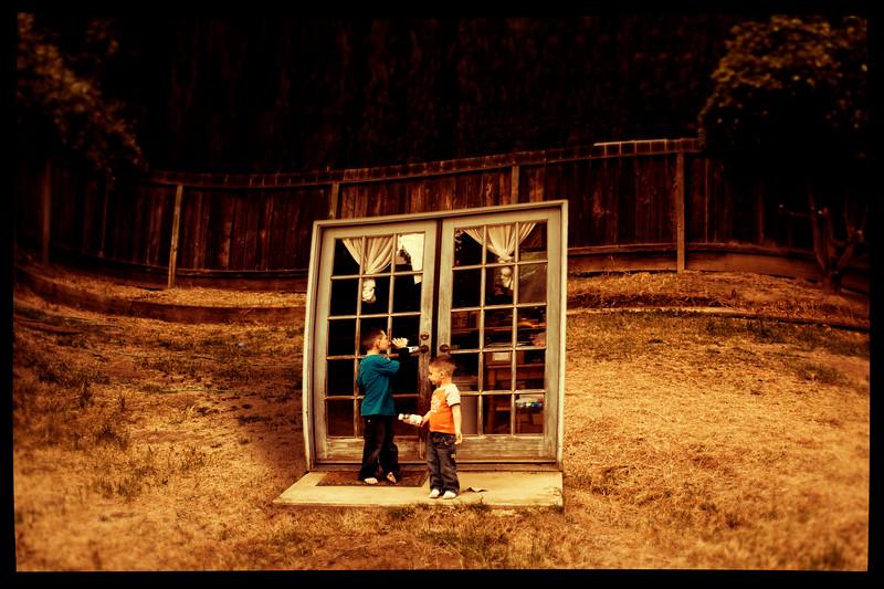 123/365 Twilight Boys - © Simpson Brothers Photography
