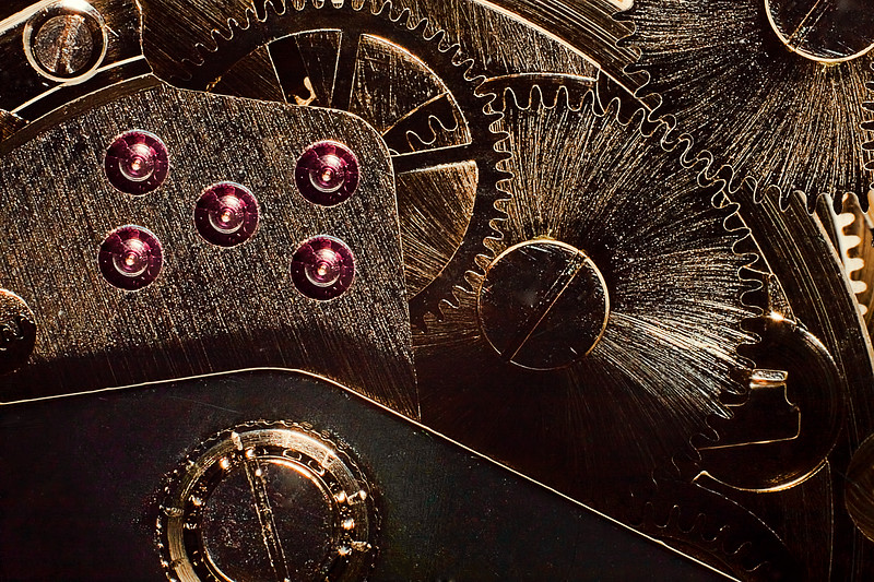 84/365 Clockwork - © Simpson Brothers Photography