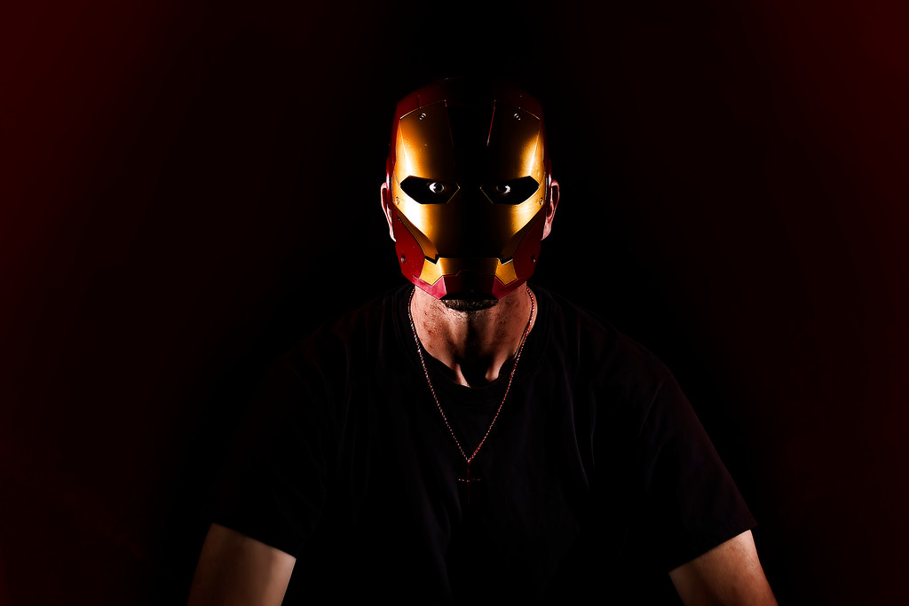 69/365 Iron Man - © Simpson Brothers Photography