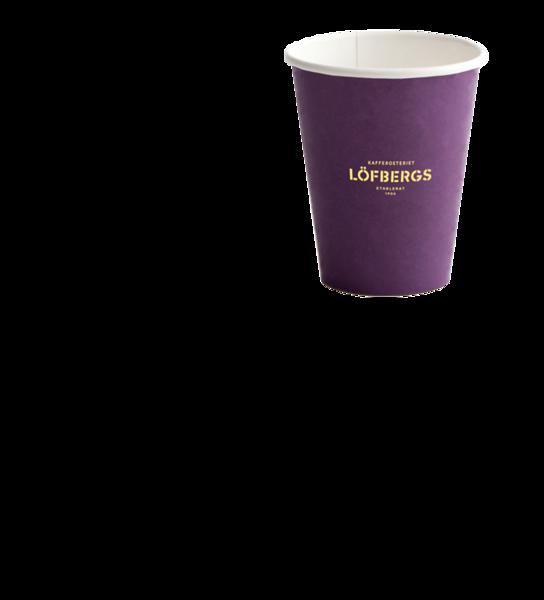 971399; LÖFBERGS kohvitops 237 ml (50tk pakendis)
