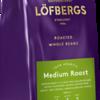 113999 LÖFBERGS kohviuba keskmine röst 1kg 7310050012292