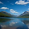 Bowman Lake, Glacier National Park, Montana