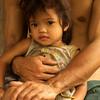KHAMU VILLAGE GIRL. [2]  LUANG PRABANG PROVINCE.