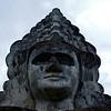 VIENTIANE. XIENG KHUAN BUDDHA PARK. CLOSE UP OF A STATUE. [2]