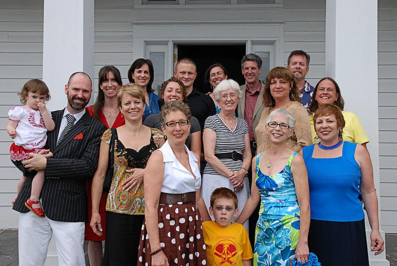Jeanne's Family at Marbletown Community <br /> Cottekill, New York