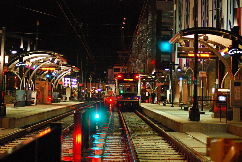 Lightrail Uptown<br /> Charlotte, NC