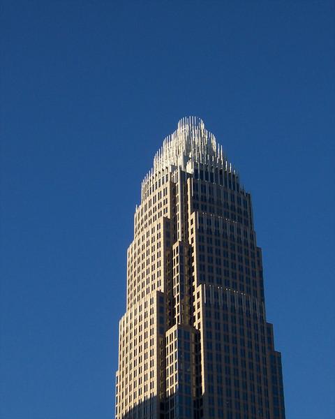 Bank of America Charlotte