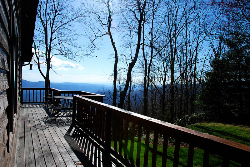 Blue Ridge Mountain Winter<br /> Boone, NC