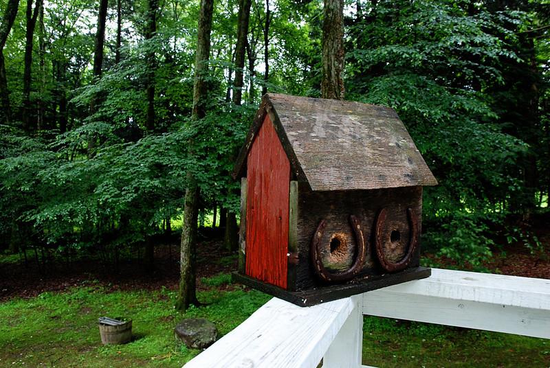 Lucky Birdhouse<br /> Woodstock, NY