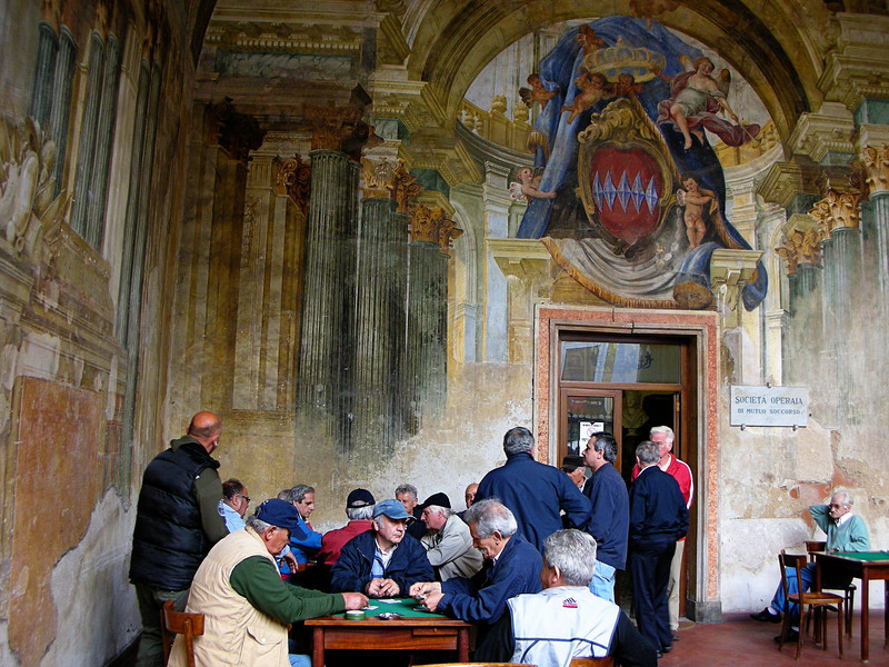 Men's Social Club<br /> Sorrento, Italy