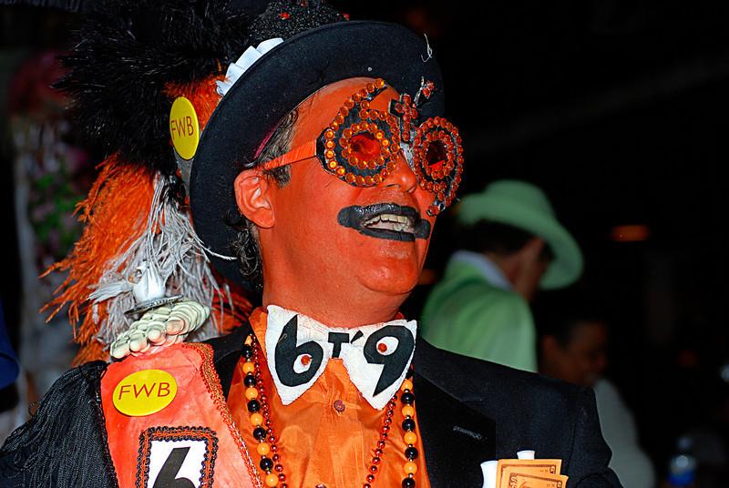 Orange Man <br /> New Orleans Halloween Parade