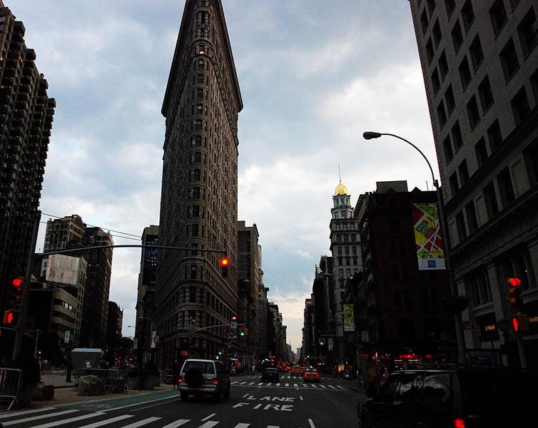 FlatIron Building<br /> New York City