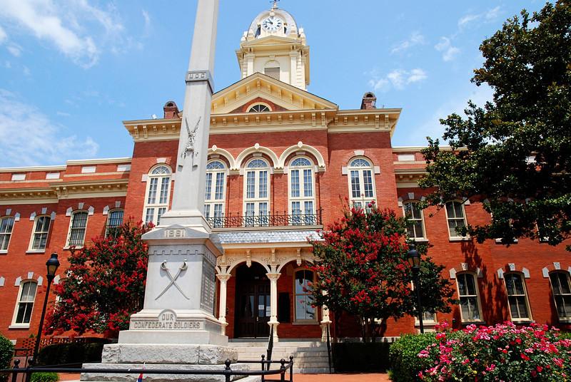 Historic Courthouse<br /> Downtown Monroe, NC