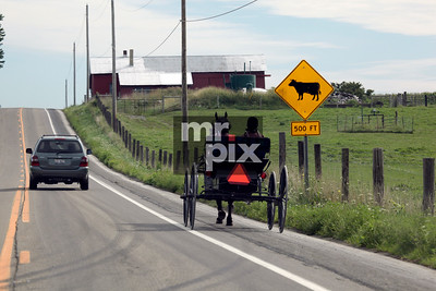 Old and New in Amish country - Lifestyle