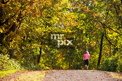 Out for a run. Lifestyle photography by Michael Moore | MrPix.com