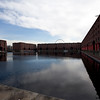 LIVERPOOL. ALBERT DOCK. THE UNITED KINGDOM OF GREAT BRITAIN AND NORTHERN IRELAND.