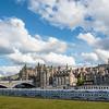 SCOTLAND. EDINBURGH. OLD TOWN SEEN FROM PRINCES STREET. [2]