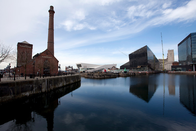 LIVERPOOL. CANNING DOCK. THE UNITED KINGDOM OF GREAT BRITAIN AND NORTHERN IRELAND.