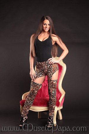 Lacey DeLuca; IFBB Pro Bikini