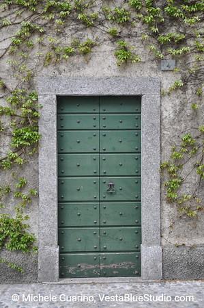 Varenna Green Door 4, Lake Como, Italy