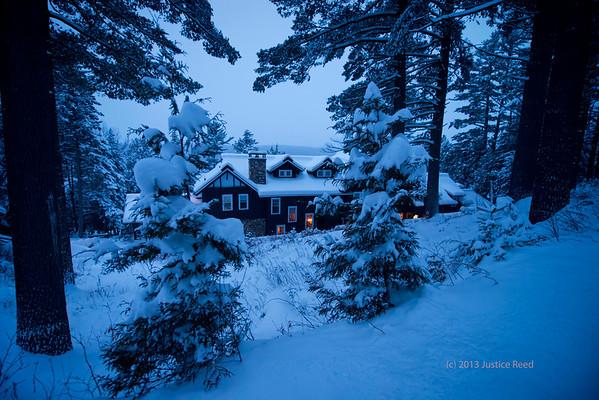 Lake Placid Winter