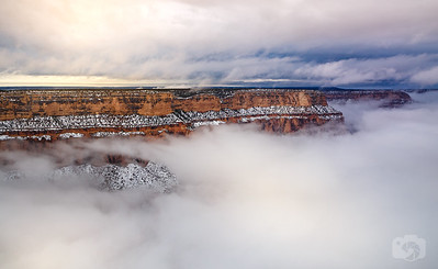 Canyon In The Clouds